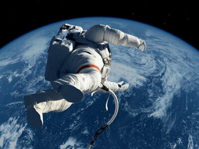 Fototapete Astronaut