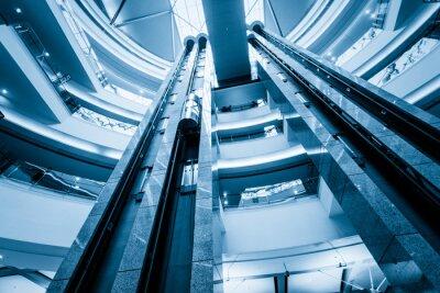 Fototapete Aufzug