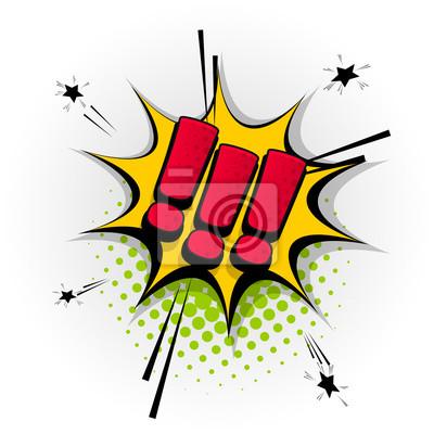 Sprechblase Mit Ausrufezeichen - Exclamation Mark - Free Transparent PNG  Clipart Images Download