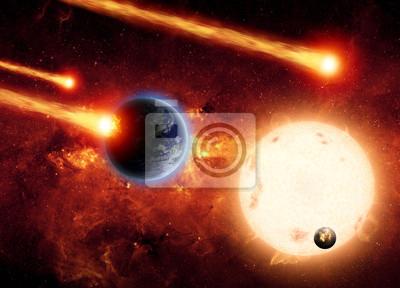 Auswirkungen aus dem Weltraum
