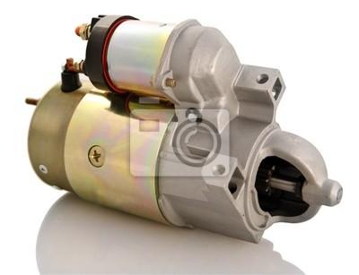 Automotive Anlasser und Magnetventil