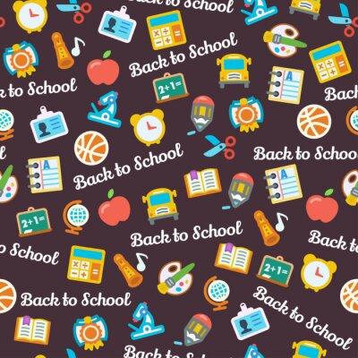 Fototapete Back to School Hintergrund