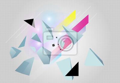 Background abstract technology template