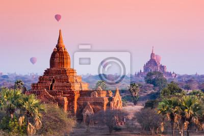 Fototapete Bagan, Myanmar