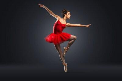 Fototapete Balletttänzer