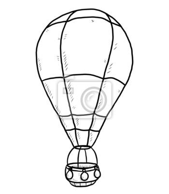 Fototapete Ballon