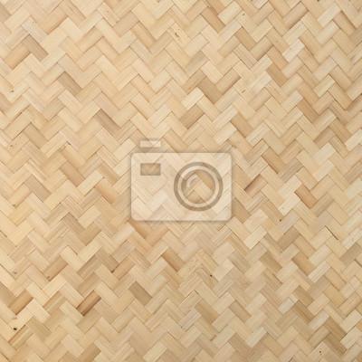 Bambus Textur Hintergrund Tapete Wand Braun Holz Holz Fototapete