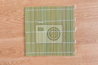 Bambus Tischset Stroh Holz Fototapete Fototapeten Essstabchen
