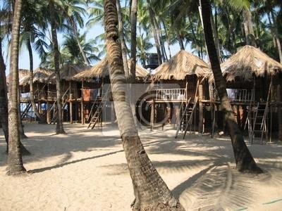 Bambus Zimmer Fototapete Fototapeten Strandhaus Kaserne