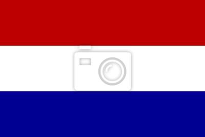 Bandiera Olandese Fototapete Fototapeten Kick Holland Dutch