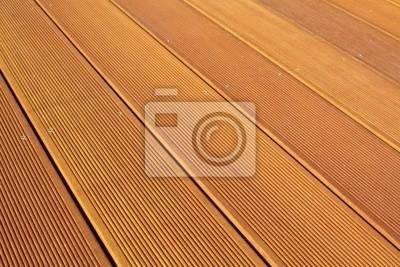 Bangkirai Bretter Als Holz Terrasse Fototapete Fototapeten