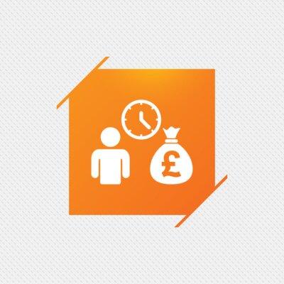 Bank Darlehen Zeichen Symbol Holen Sie Sich Geld Schnell Symbol