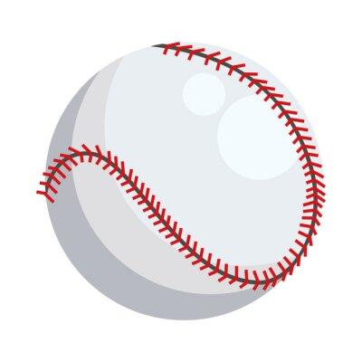 baseball ball sport equipment icon