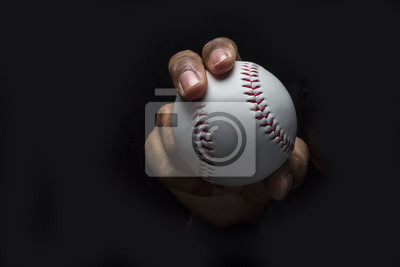Baseball Curveball Grip