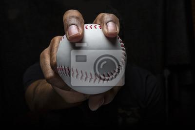 Baseball Fastball Grip