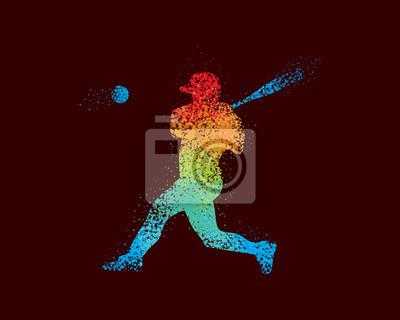 Baseball in der Kunst 1 Dark