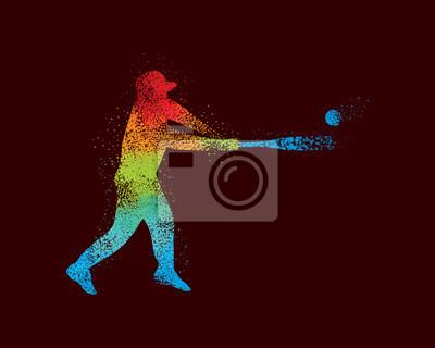 Baseball in der Kunst 2 Dark