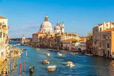 Fototapete Basilika Santa Maria della Salute in Venedig