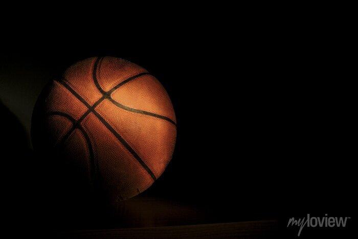 Fototapete Basketball Ball