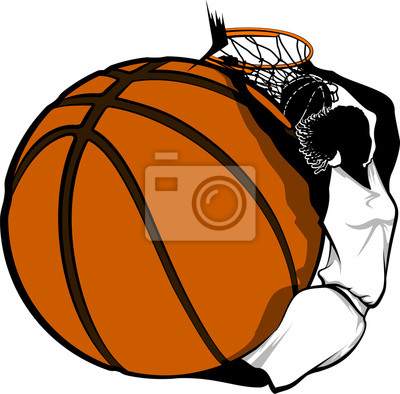 Basketball Dunk für Frauen