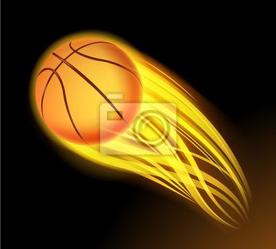 Basketball Feuer