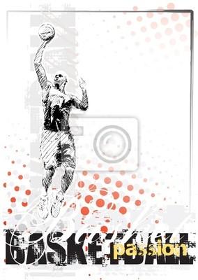 Basketball Hintergrund 1