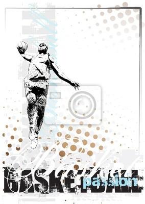 Basketball Hintergrund 2