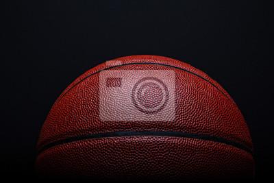 Basketball Nahaufnahme