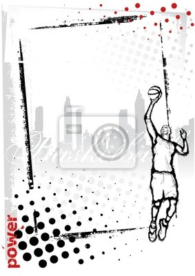Basketball Rahmen