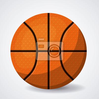 Basketball-Sportentwurf