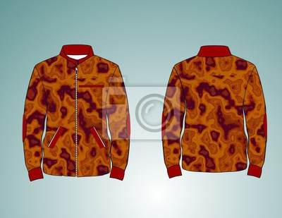 Batik bron jacket kaufen