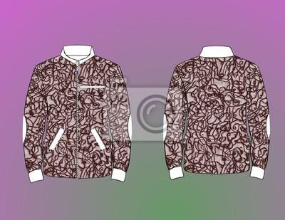 Batikjacke