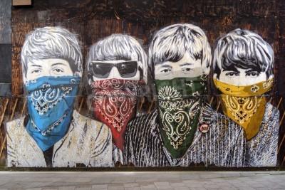 Fototapete Beatles