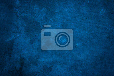 Fototapete Beautiful Abstract background Grunge Decorative Navy Blue background