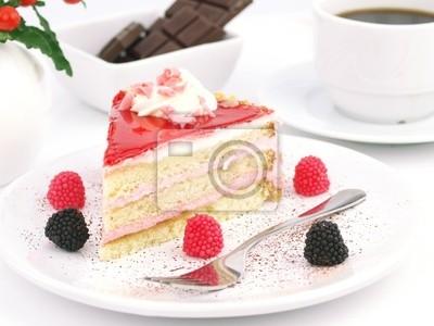 Beeren-Kuchen