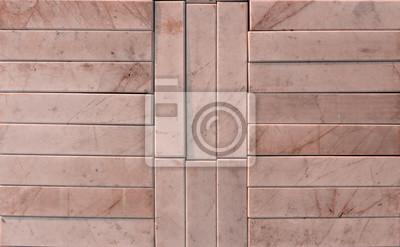 Beige Marmor Fliesen Nahtlose Textur Mit Fliesen Naturstein