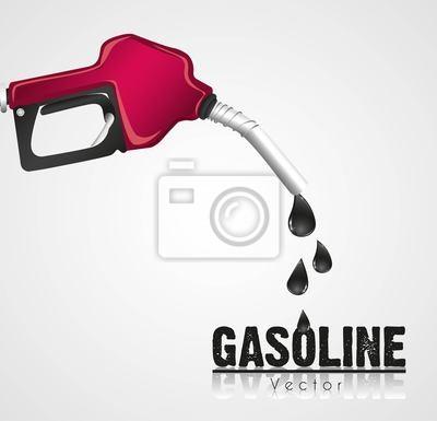Benzin Spender undicht