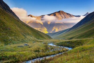 Fototapete Berglandschaft