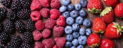Fototapete Berries