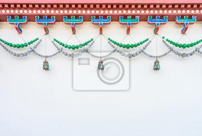 Amazing Fototapete Betonwand Mit Außen Asiatische Dekoration Kunst