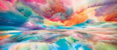 Fototapete Beyond Land and Sky