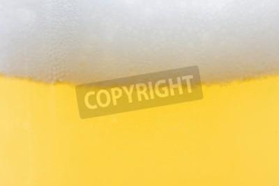 Fototapete Bier