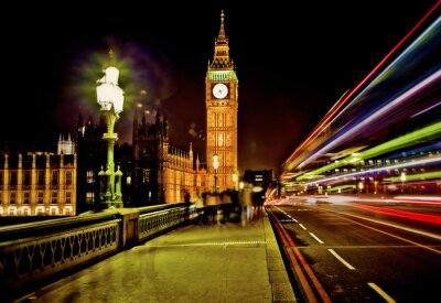 Fototapete Big Ben