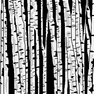 Fototapete Birch drei für Sie entwerfen