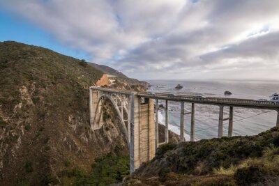 Bixby Creek Brücke Big Sur Kalifornien