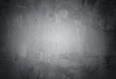 Fototapete Black grunge verwitterten Betonwand Textur