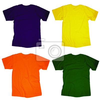 Shirt Template   Blank T Shirt Template Fototapete Fototapeten Ausrustung Unisex