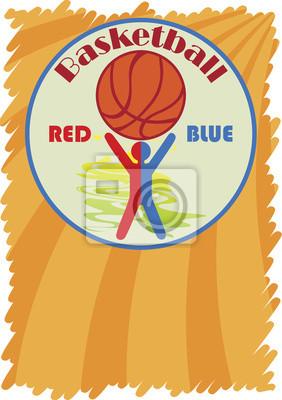 Blau rot Kollision