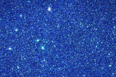 Fototapete Blaue glitter texturoberfläche hintergrund