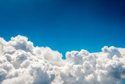 Fototapete Blaue Wolken und Himmel